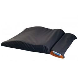 Talonnière de fond de lit de décharge de l'appui des talons