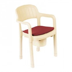 Chaise de douche percée Madrigal