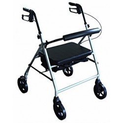 Rollator 4 roues...
