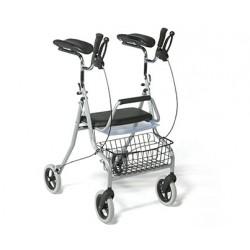 Rollator 4 roues avec appui...