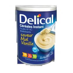 Delical Céréales Miel-Vanille