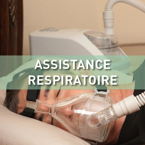 Assistance respiratoire