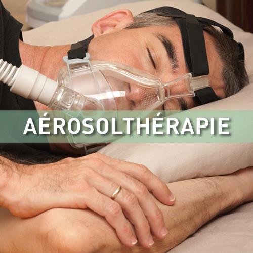 Aérosolthérapie