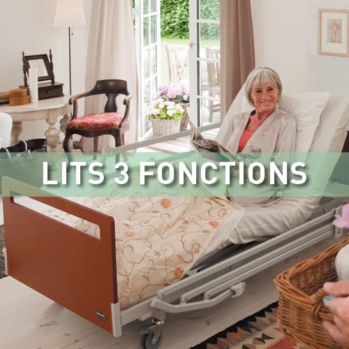 Lits 3 fonctions