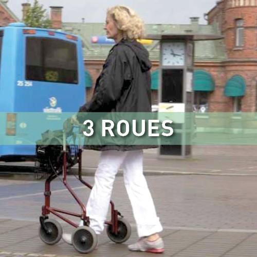 3 roues