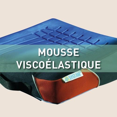Mousse viscoélastique