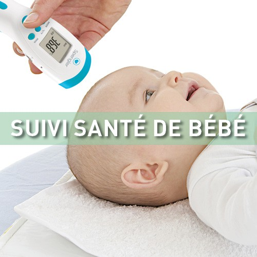 Suivi santé de bébé