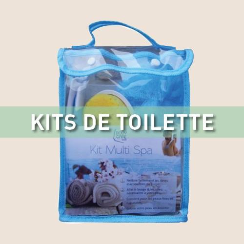 Kits de toilette