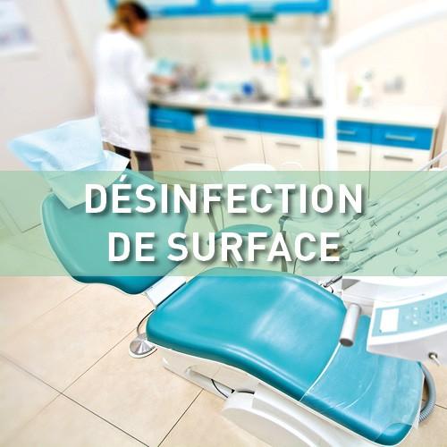 Désinfection de surface