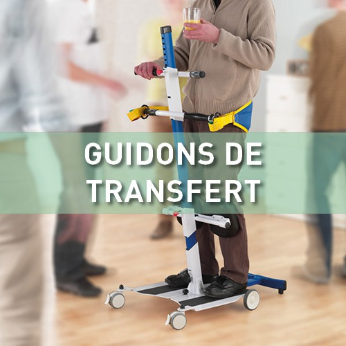 Guidons de transfert