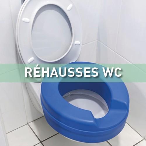 Réhausses WC