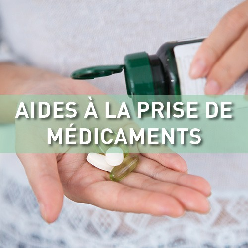 Aides à la prise de médicaments