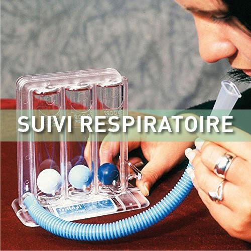 Suivi respiratoire