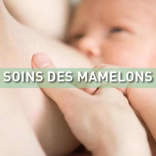 Soins des mamelons