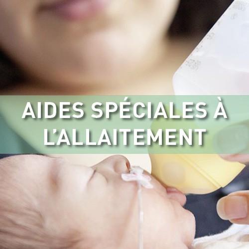 Aides spéciales à l'allaitement